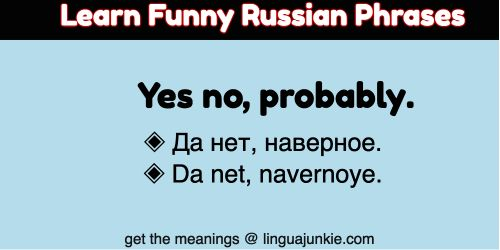 Lesson: Top 10 Funny Russian Phrases You Should Know