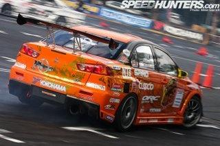New 2009 D1Japan Drift Cars Revealed - Mustang, Evo X, BMW  http://www.turrifftyres.co.uk