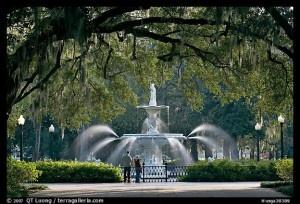 Forsyth Park - Savannah, GA