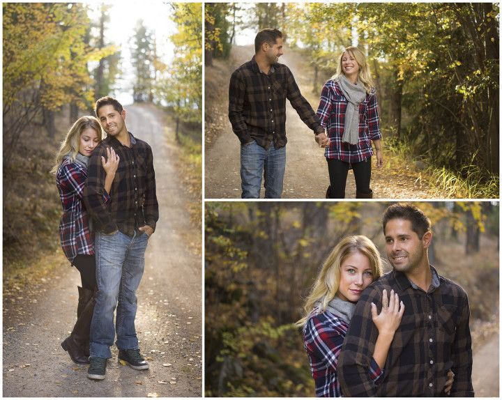 Fall portraits in the Okanagan Valley.