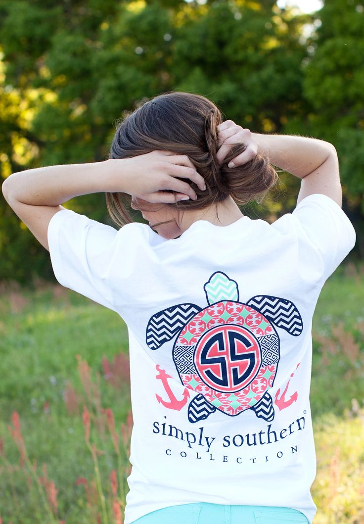 Simply Southern Tee - Turtle I bought this shirt and I absolutely love it!