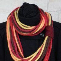 Snood tricotin - Marie Claire Idées
