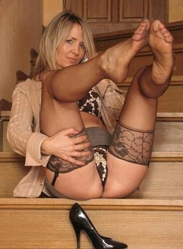 Sexy Mature Womens Feet