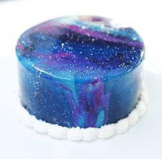 Torta espejo de galaxia - Notas - La Bioguía