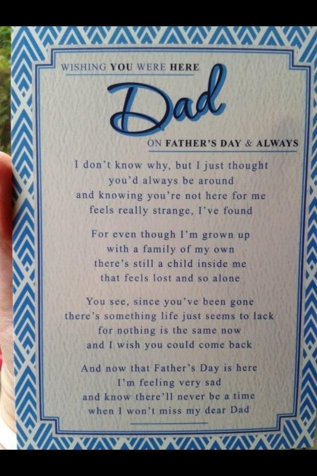 Dad My Quotes Daughter Missing Heaven