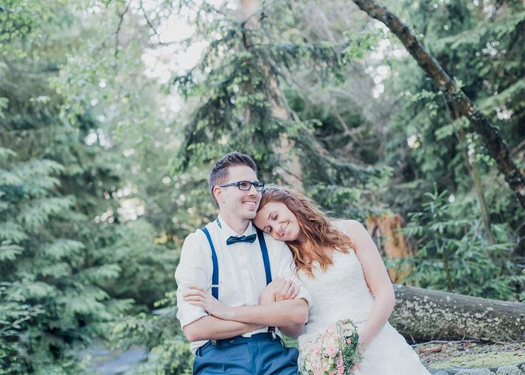 After Wedding - Fotostudio R. Schwarzenbach/Atelier Christine couple photography nature forest wedding braut groom bride afterwedding love forever