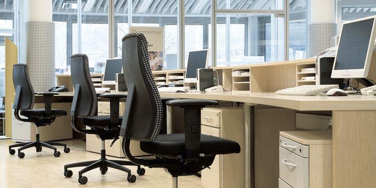 Schreibtischstühle Interstuhl Goal