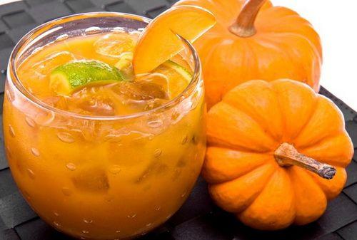 Сок из тыквы - Рецепты тыквенного сока - Как правильно готовить сок