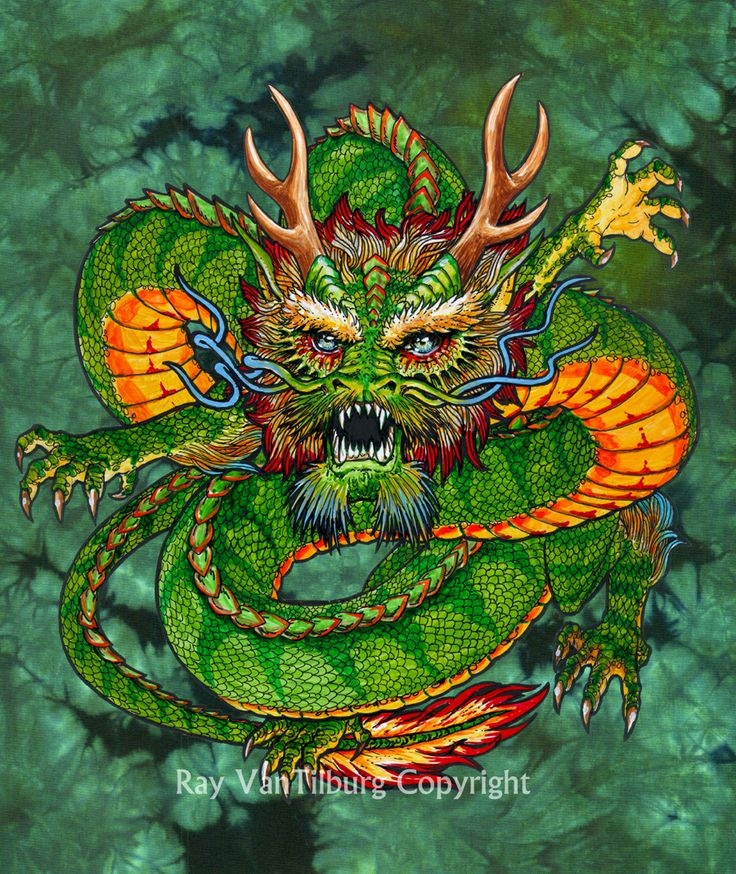 578 best eastern dragons images on pinterest dragon for Japanese dragon painting