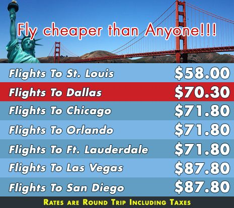 airline tickets for cheap round trip
