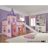 Found it at Wayfair - School House Junior Loft Bed customizable bedroom set