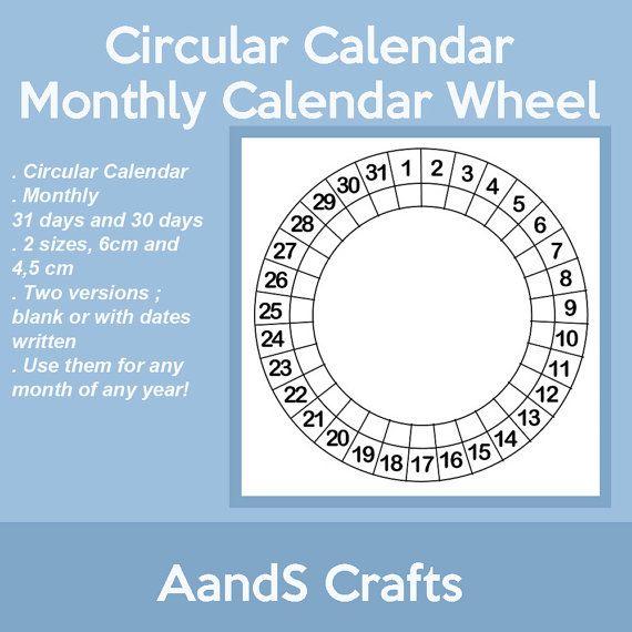 17 best ideas about blank calendar to print on pinterest
