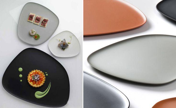 Acessórios Decorativos e Funcionais para a Sala de Jantar Pratos Modernos
