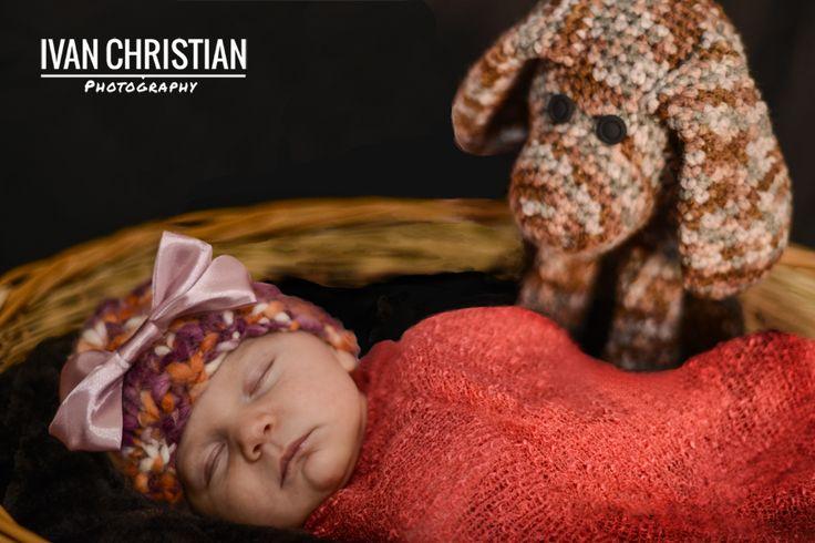 Cute little Aria - Ivan Christian Photography http://ivanchristianphotography.com/