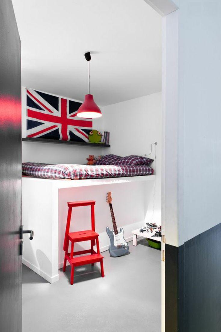 Les 25 meilleures idées de la catégorie Chambres loft adolescent ...