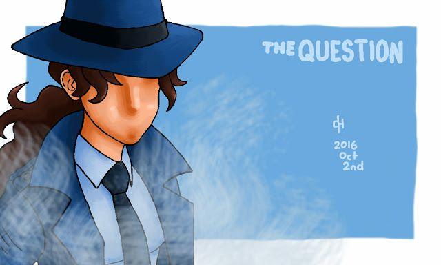 The Icecypher: DC Comics: Question. [DC Showcase.]