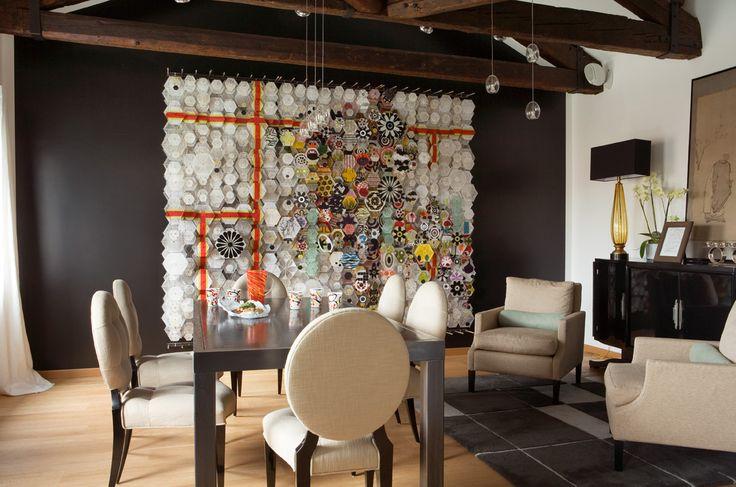 ARTE IN LAGUNA - Claudia Pelizzari Interior Design #Design #interior #interiordesign #design #architettura #Venezia #italia #studiopelizzari