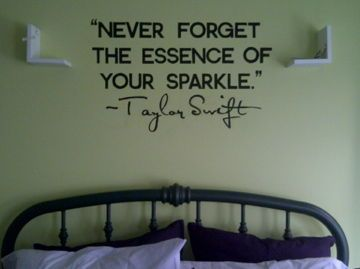 """""""Never forget the essence of your sparkle."""" ...something I finally understand"""