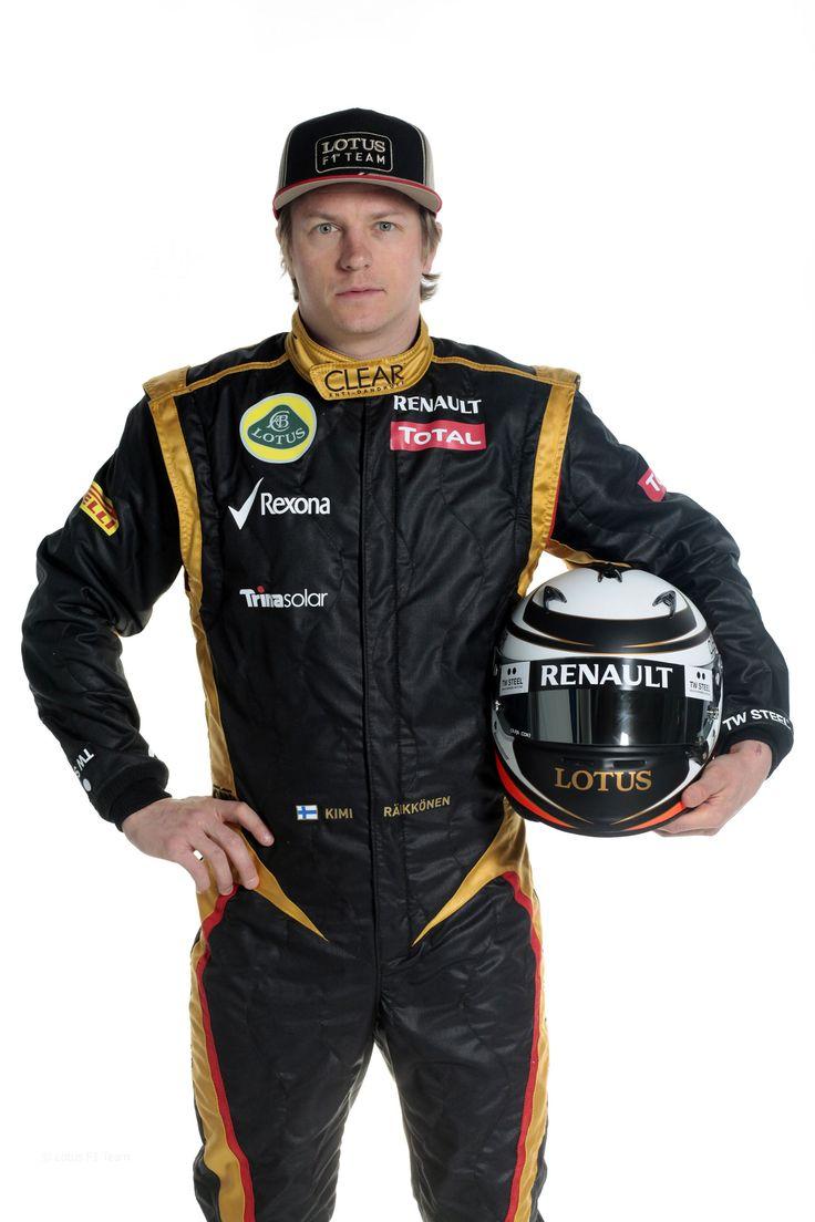 Kimi Räikkönen, Finnish formula1 driver. World champion 2007. Wondering, how he will do this year ?  #Kimi #Raikkonen #formula1 #driver #Finn #Finland #iceman #Lotus