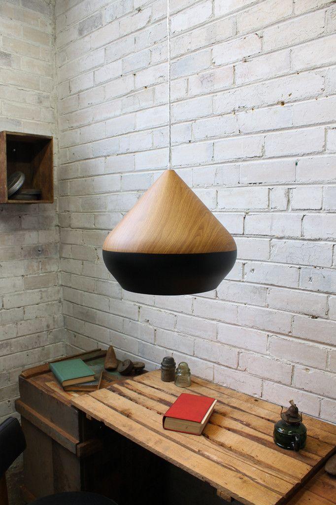 Nordic Pendant Light - Industrial Scandinavian design