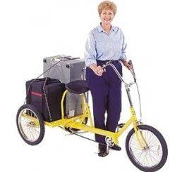 """Trailmate Hefty Hauler 26"""" Industrial Adult Tricycle"""
