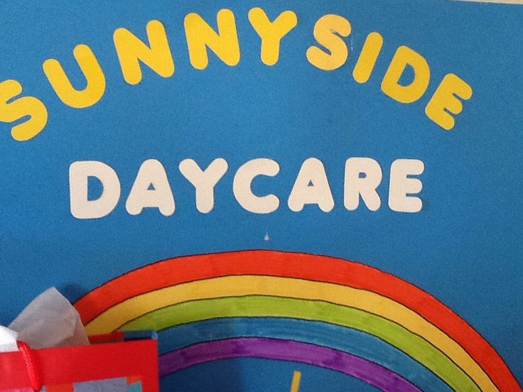 Toy Story Day Care : Best ideas about sunnyside daycare on pinterest
