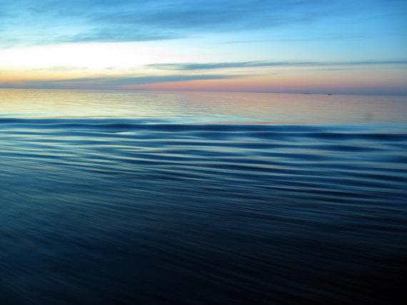 Sunset Gulf of Finland I  Nautical Art by NancyLeachStudio on Etsy, $20.00