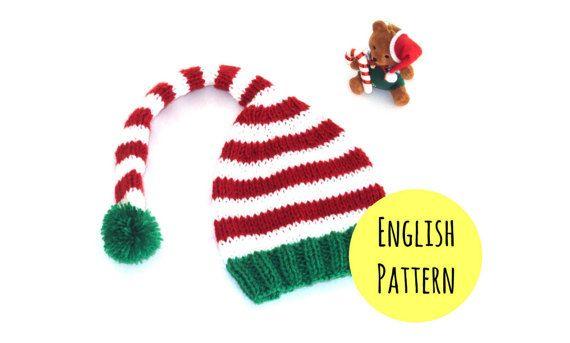 1000 id es sur le th me chapeau elfe sur pinterest chapeaux en crochet crochet et chapeaux de - Embarquement immediat pour noel ...