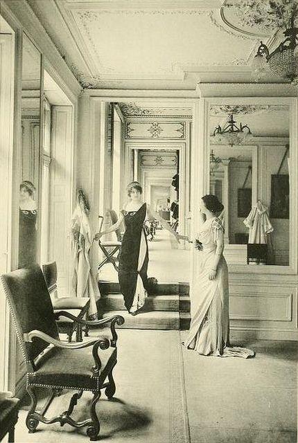Les Createurs de La Mode 1910 - 32 Les Salon - Worth