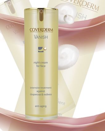 Coverderm Vanish Night Cream