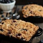 Blueberry Buckle Recipe   My Baking Addiction