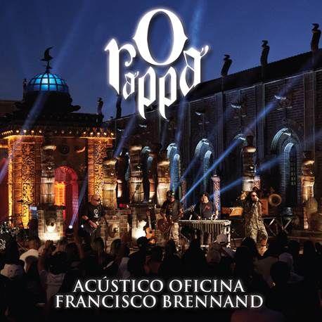 """O Rappa disponibiliza gratuitamente online o álbum """"Acústico Oficina Francisco Brennand"""""""