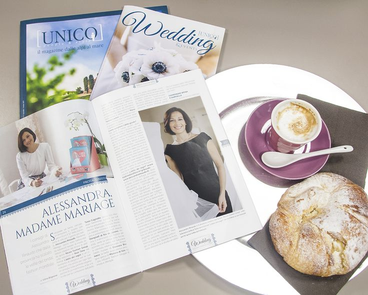 Have a sweet day! With Alessandra Rinaudo and UNICO Wedding & events