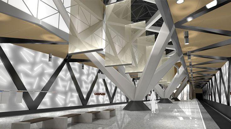 Станция метро «Саларьево» откроется вНовой Москве до конца года