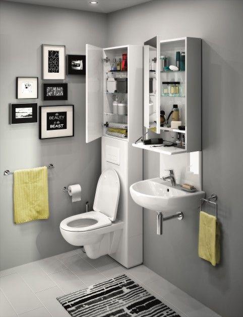 Przechowywanie w łazience. 15 praktycznych pomysłów  - zdjęcie numer 12