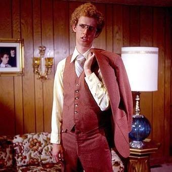 Jon Heder as Napoleon Dynamite