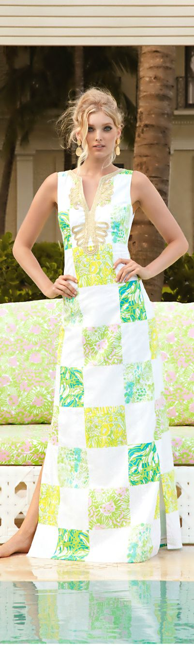 Country Club~ Poolside Chic- Lilly Pulitzer Spring 2014- #LadyLuxuryDesigns