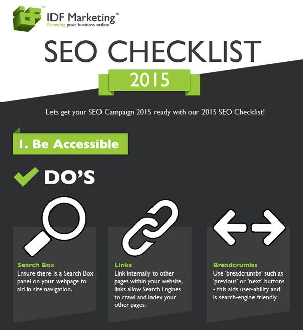 An infographic benefits an SEO campaign because it will be shared and build your link portfolio.