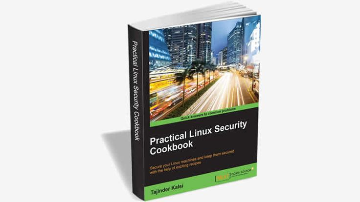Practical Linux Security Cookbook by Packt Publishing ($22 Value) - 100% Off   New in Linux administration or experienced this ebook will provide you with the skills to make systems more efficient & secure. What You are going to Learn: Learn about various vulnerabilities and exploits in relation to Linux systems Configure and build a secure kernel and test it Learn about file permissions and security and how to securely modify files Explore various ways to authenticate local users while…