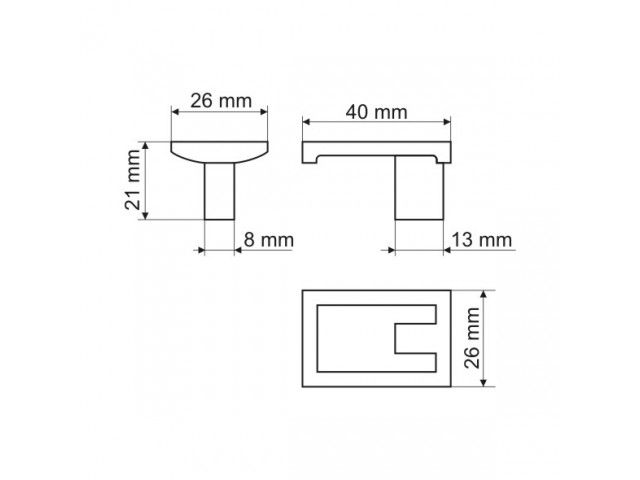 Manere mobila / mobilier Gamet