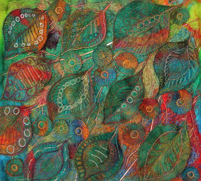 Michelle Mischkulnig (Chelle Textiles)