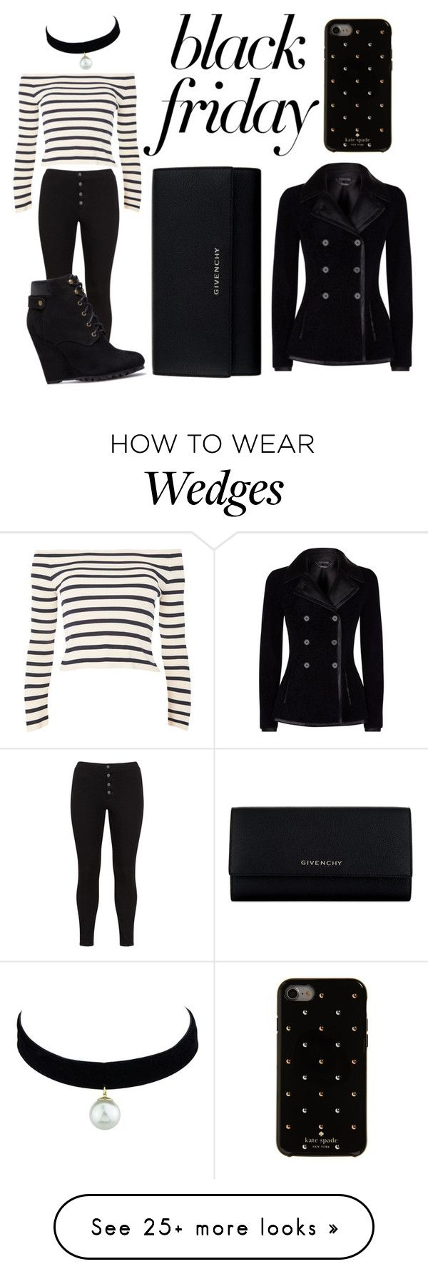 """Shopping"" by milica1805 on Polyvore featuring Lost Ink, Givenchy, Topshop, Alexander McQueen and Kate Spade"