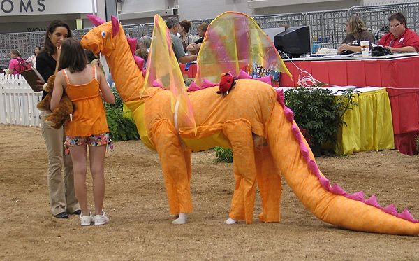 how to make an alpaca costume