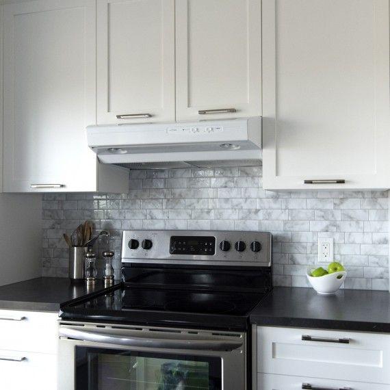 Metro Carrera In 2019 Smart Tiles Kitchen Tiles Small Kitchen Diy