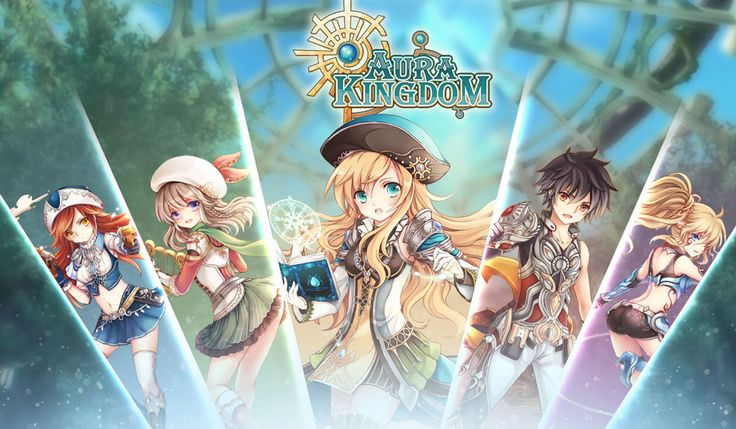 Aura Kingdom will be a free to download and free to play online multiplayer RPG Game