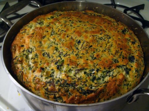 Spinach souffle | I'm a foodie! | Pinterest