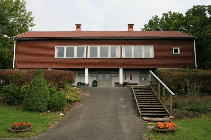 Huset - vårt forsamlingshus, som er til utleie