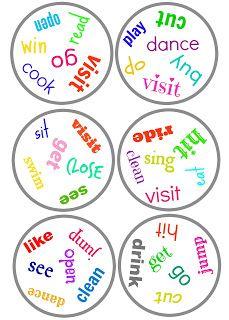 dobbe, grammar, verbs, Past Simple, game, teenagers, kids