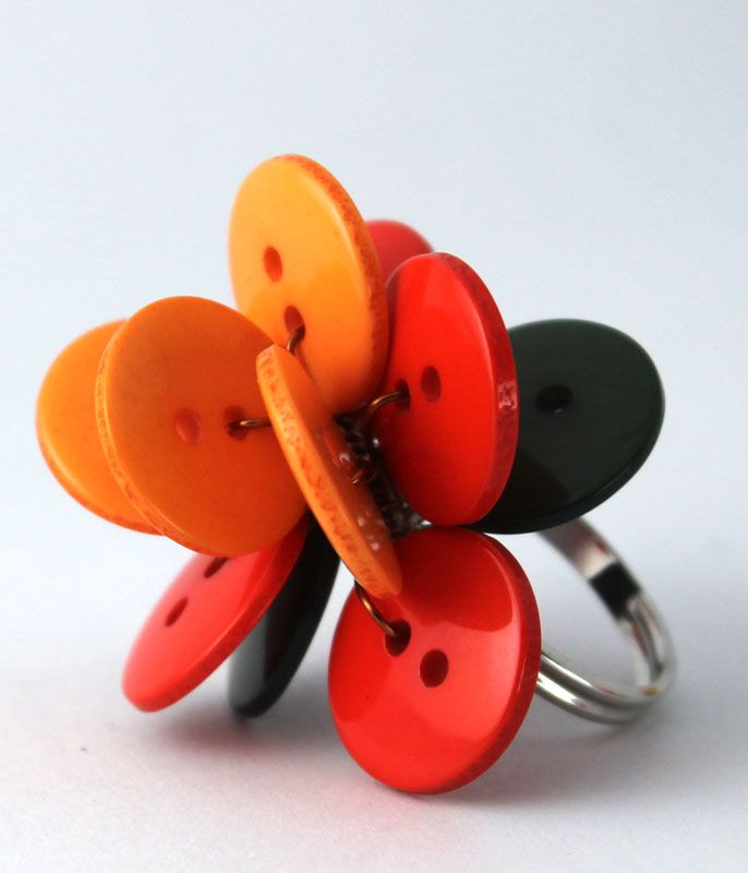 Poppy Ring - Mix Fruit