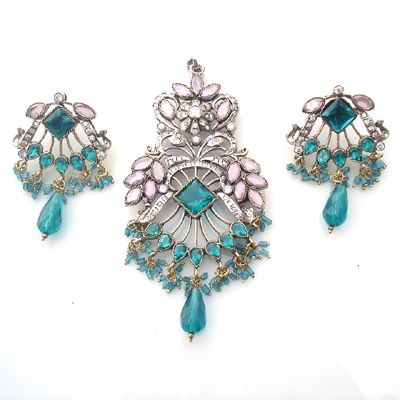 indian jewelry | Rajasthan Art » Indian Silver Jewellery » Indian Victorian Jewellery